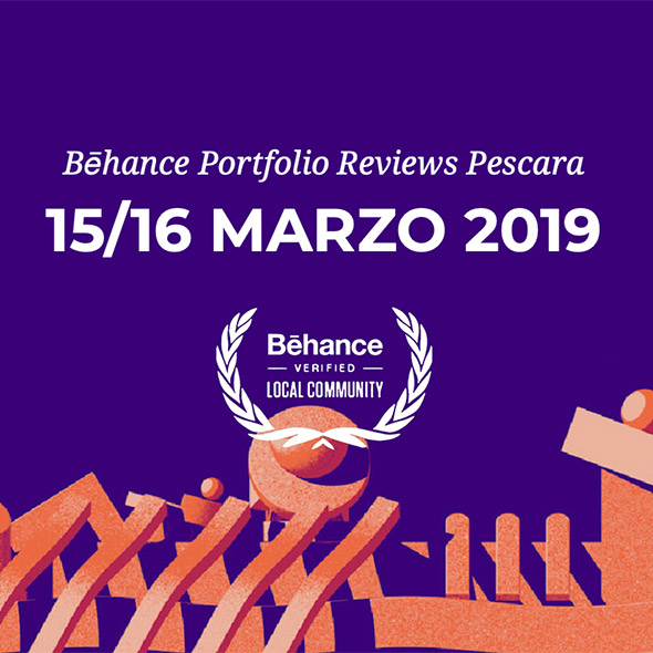 Picame vi dà appuntamento al Behance Portfolio Review Pescara 2019