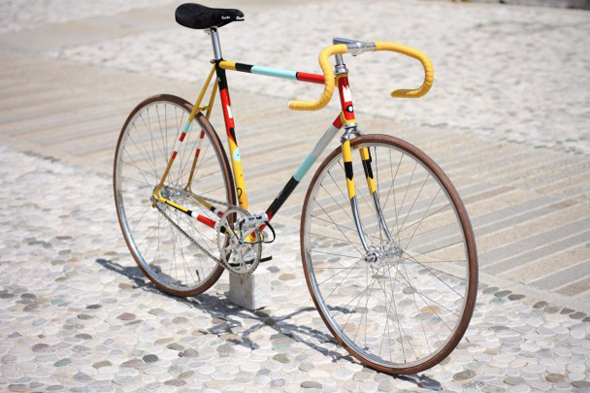 Rik X Biascagne Cicli