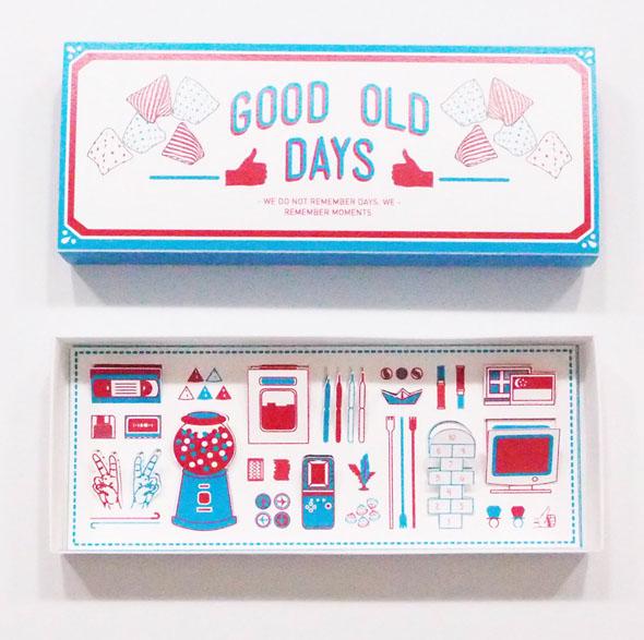 Boxes of Nostalgia