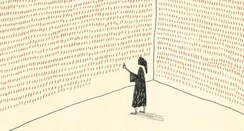 Brian Rea ha scritto e illustrato un libro contro lo stress che tutti dovremmo leggere