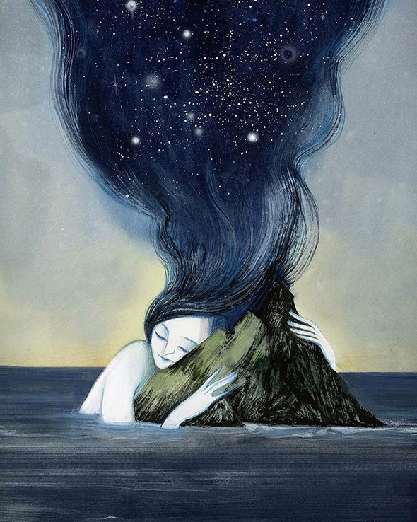"""L'espressionismo """"gentile"""" nelle illustrazioni di Chiara Fedele"""