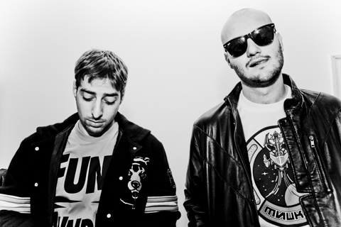 PICAME MEETS THE CROOKERS