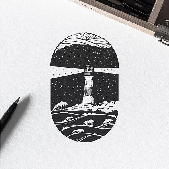 Le illustrazioni tascabili di Dario Anzà