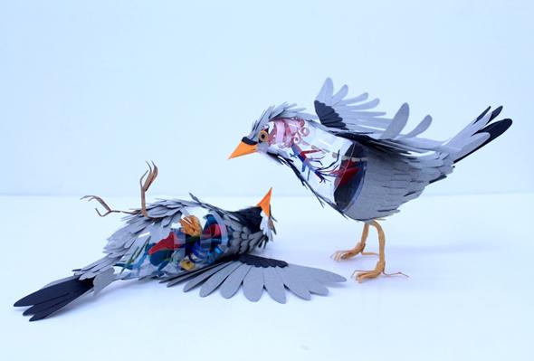 Paper Birds Investigations