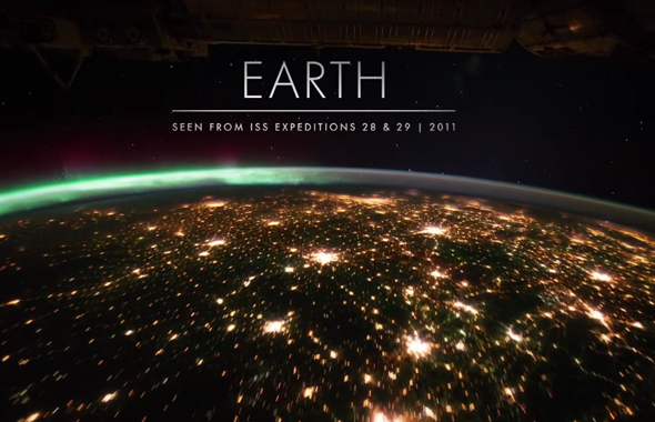 EARTH TIME LAPSE