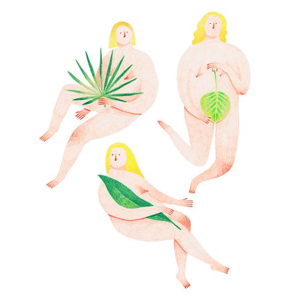 I pastelli onirici di Eleonora Arosio