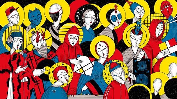 Le metafore medievali di Elisa Seitzinger