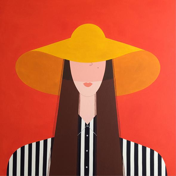 I ritratti fashion di Emmanuelle Walker