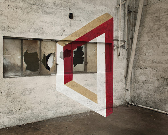 Anamorphosis by Fanette G.