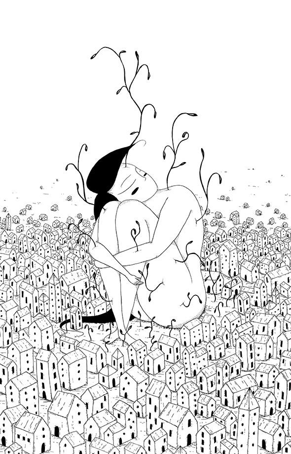 Le illustrazioni metaforiche di Fernando Cobelo