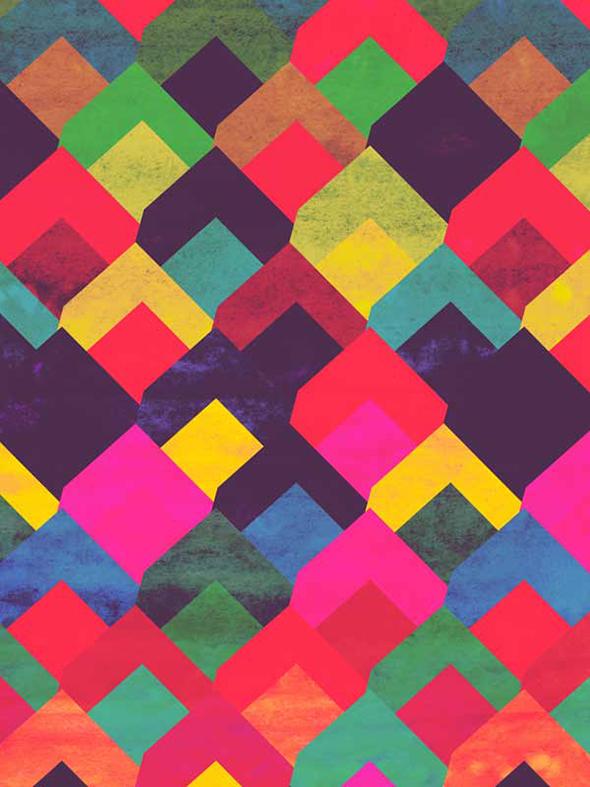 Georgiana Paraschiv e l'arte del Pattern