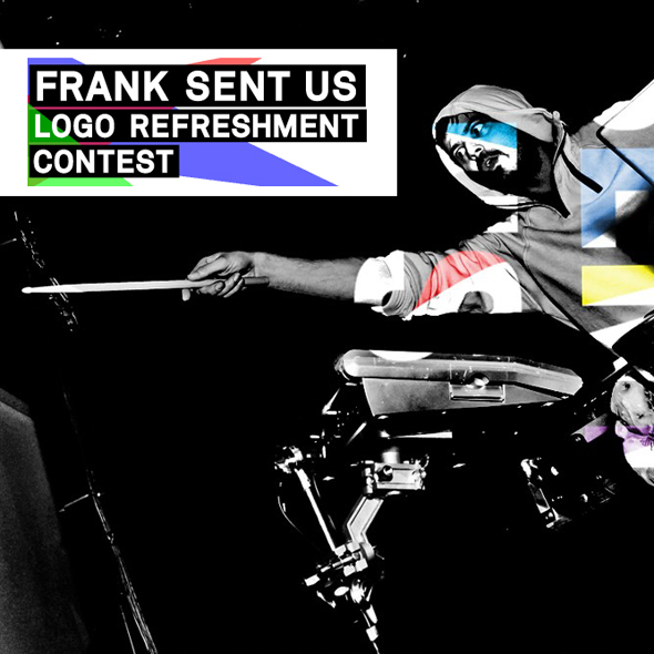 Frank Sent Us Logo Refreshment Contest