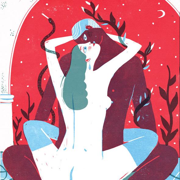Le illustrazioni di Irene Rinaldi