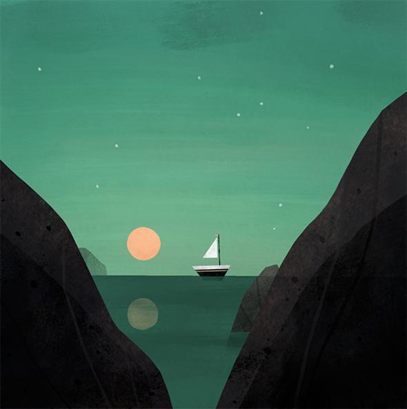 Le illustrazioni di Jarom Vogel