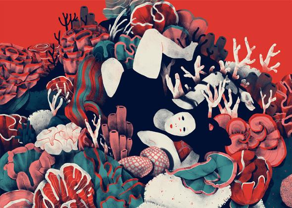Swim by Jeannie Phan