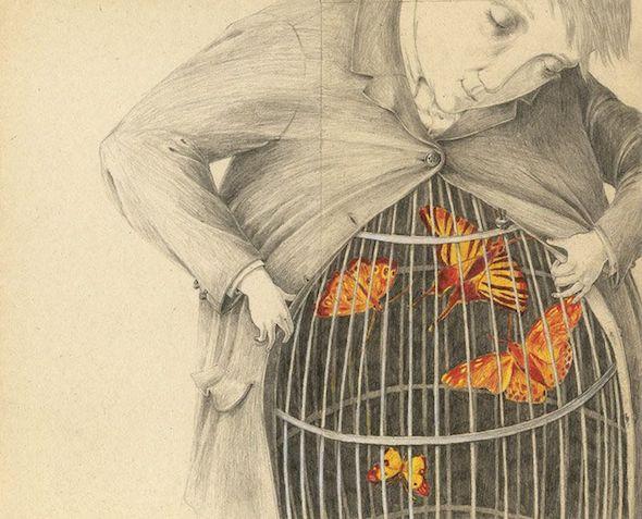 Le illustrazioni di Joanna Concejo