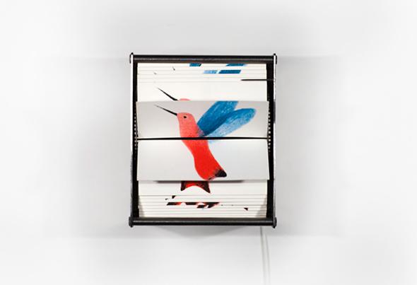Le illustrazioni in movimento di Juan Fontanive