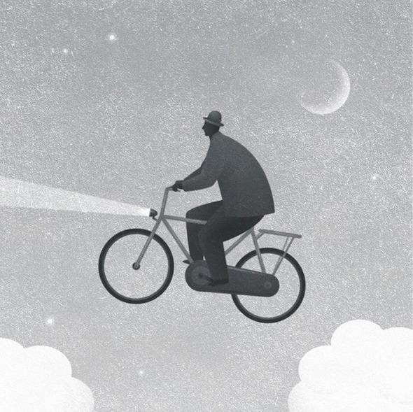 Quiete e nostalgia: le illustrazioni di Kouzou Sakai