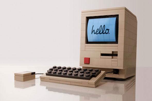 Lego Rétro Tech Models
