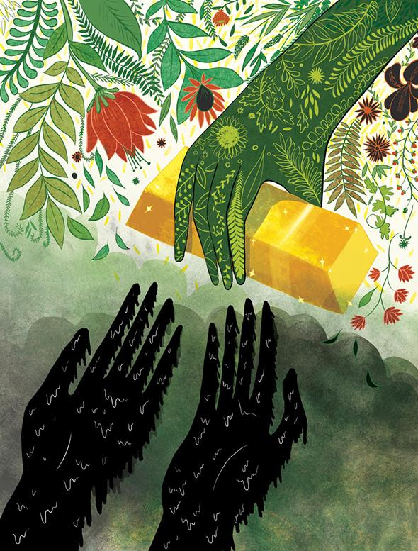 Il mondo illustrato di Lily Padula
