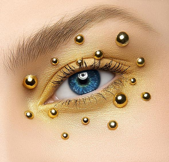 Makeup e fotografia: le alchimie creative del duo Malikov & Girich