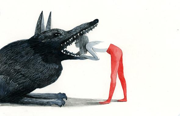 Le illustrazioni di Mariachiara Di Giorgio