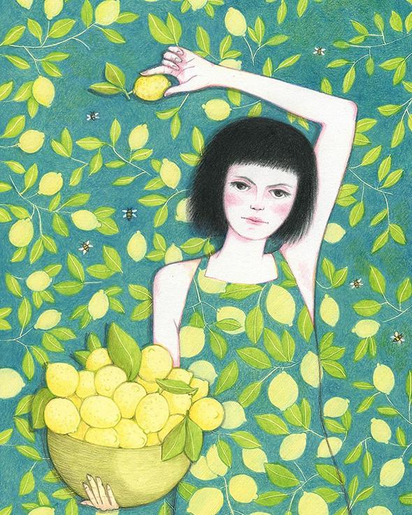 Intervista a Mariella Cusumano, illustratrice delle piccole grandi emozioni quotidiane