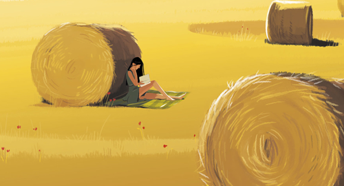 La raccolta delle più belle illustrazioni sui libri – Capitolo 3