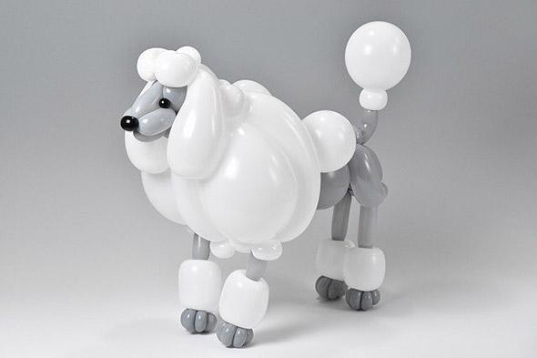 Masayoshi Matsumoto ha portato l'arte dei palloncini a un altro livello