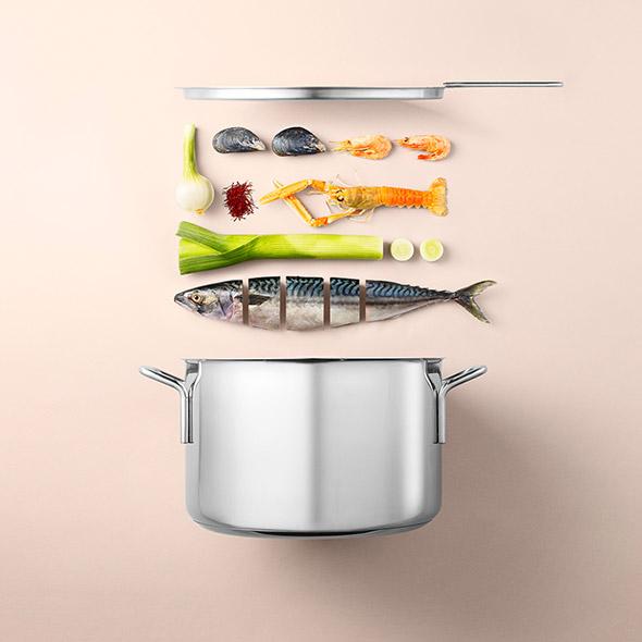 Le ordinatissime ricette still-life di Mikkel Jul Hvilshøj