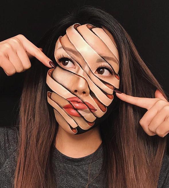 La makeup artist più incredibile del mondo: Mimi Choi