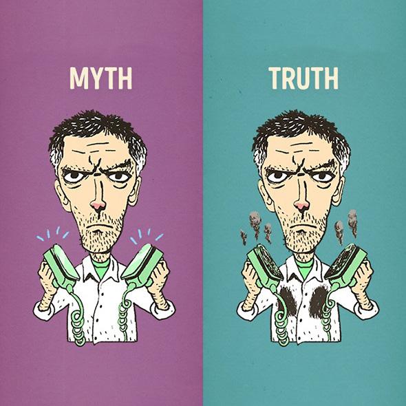 12 miti cinematografici da sfatare