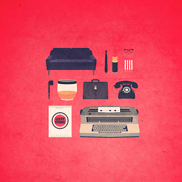 Movies Hipster Kit
