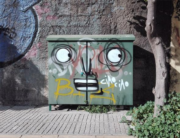Size Doesn't Matter: Mrfijodor e i suoi occhi sulla città