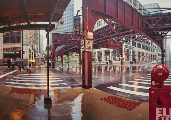Nathan Walsh's Paintings