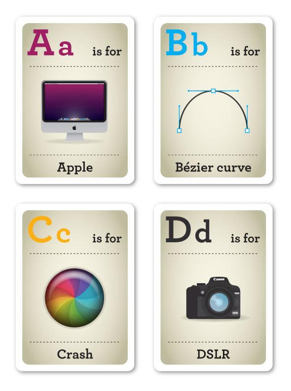 Nerds & Designers Cards