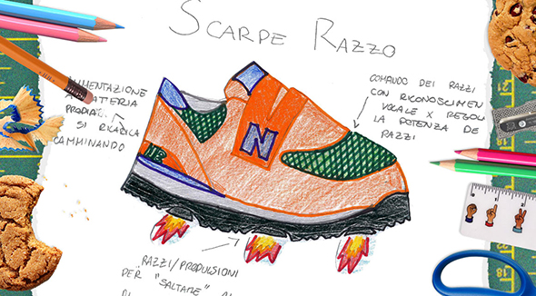 Le sneakers del futuro