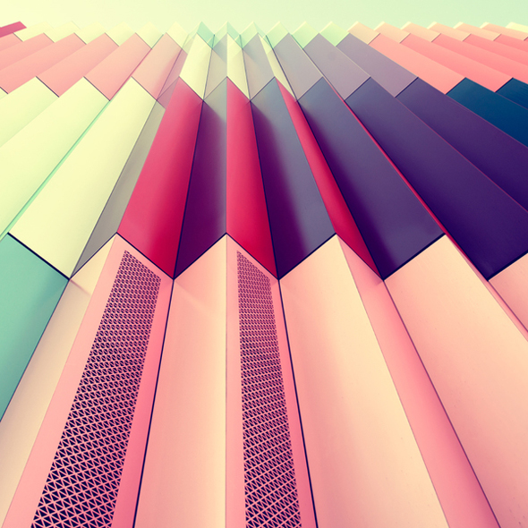 Abstract Architecture by Nick Frank