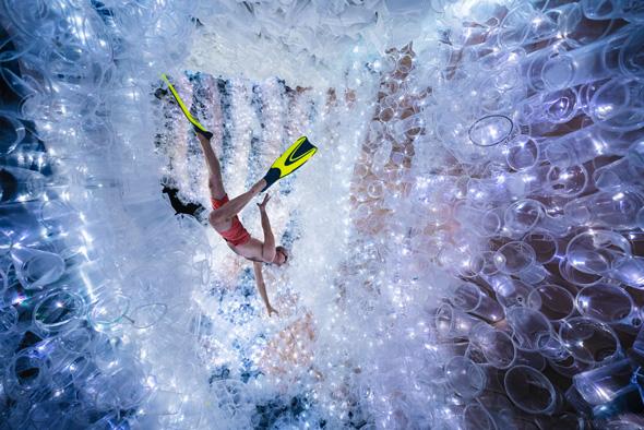 oceani plastica picame benjamin von wong plastikophobia