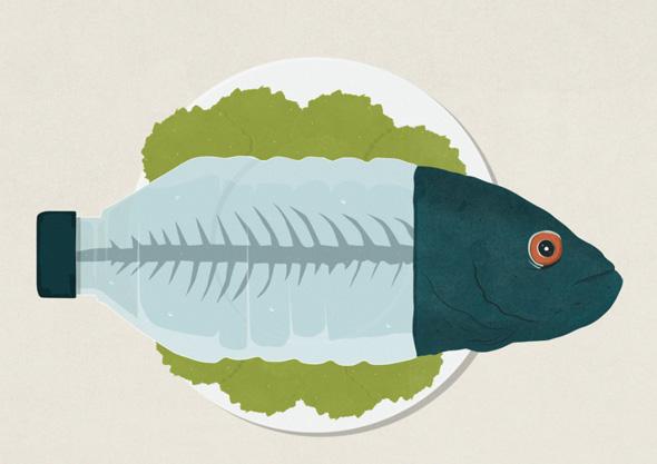 oceani plastica picame roberto cigna seafood