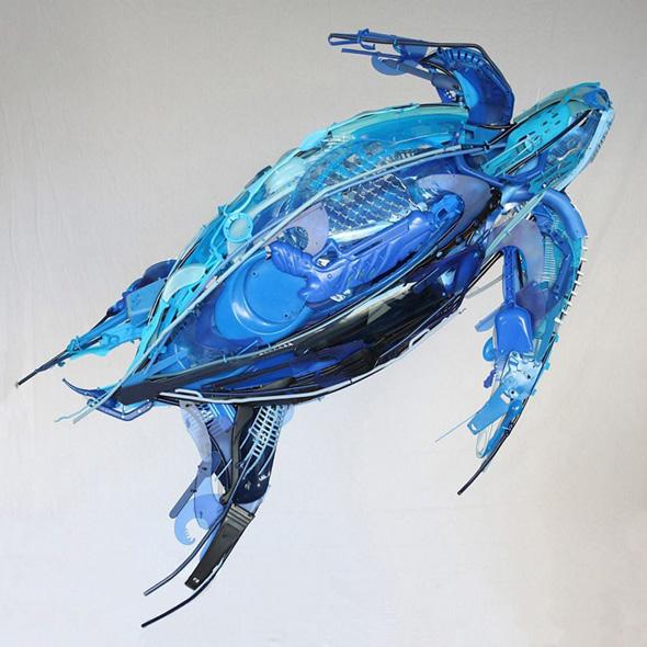 oceani plastica picame sayaka ganz turtle
