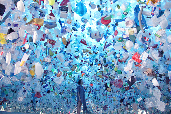 oceani plastica picame tan zi xi plastic installation