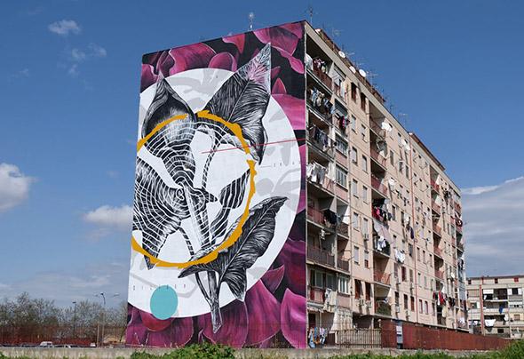 Le serre urbane di Fabio Petani
