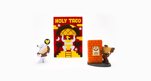 PICAME x Winner Taco