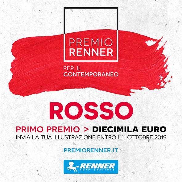 """Concorso per illustratori """"Premio Renner 2019"""": in palio diecimila euro"""