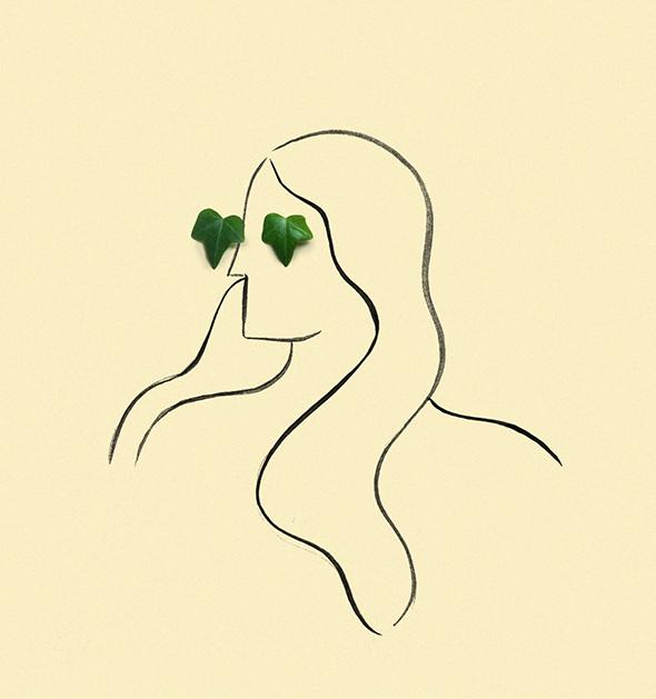 Vita da silhouette: le illustrazioni di Quentin Monge