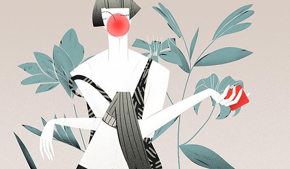 Le illustrazioni di Sara Ciprandi
