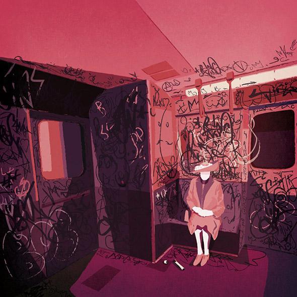 Racconti di un futuro distopico nelle illustrazioni di Simone Rotella (intervista)