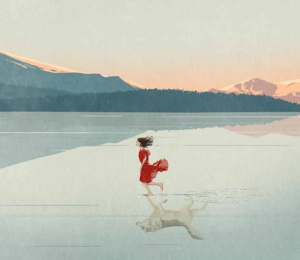Natura selvaggia e riscatto sociale nelle illustrazioni concettuali di Stefania Infante (Intervista)