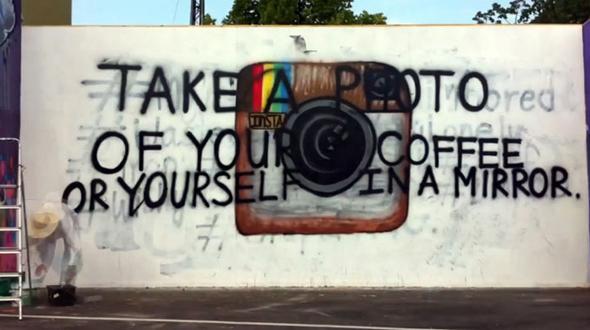 Street Art Against Socials